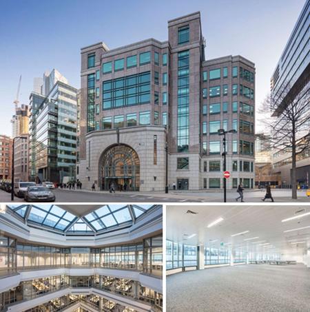 Building Management Services project for Deutsche Bank